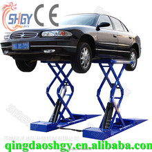 China Supplier hydraulic scissor car lift for cheap sale