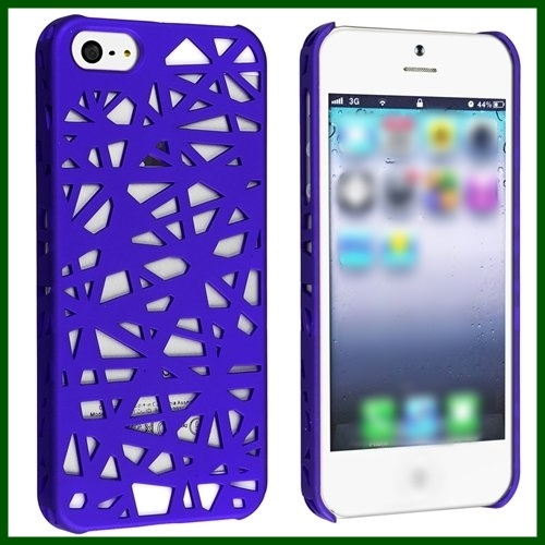 Hollow Bird Nest Hard Guard Shell plastic snap on cover case skin for iPhone 6s 5/5s 4/4S iPhone 6