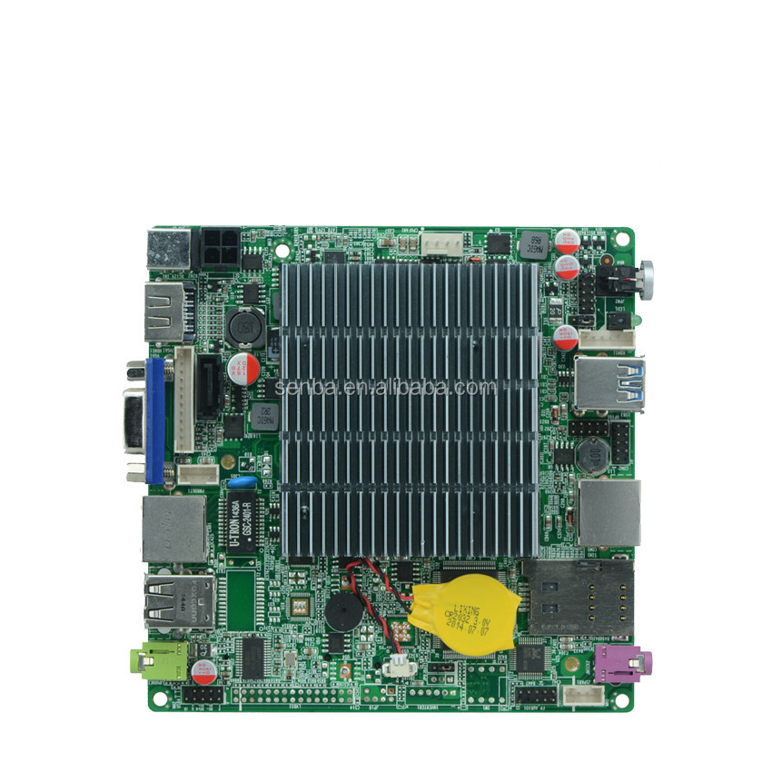 cheapest fanless j1900 nano itx motherboard for linux system