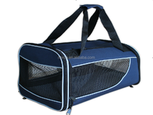 OxGord Pet Carrier Soft Sided Cat / Dog Comfort Travel Tote Bag