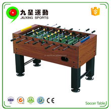 standard size 55 inches soccer table game for family use hot selling table football tables