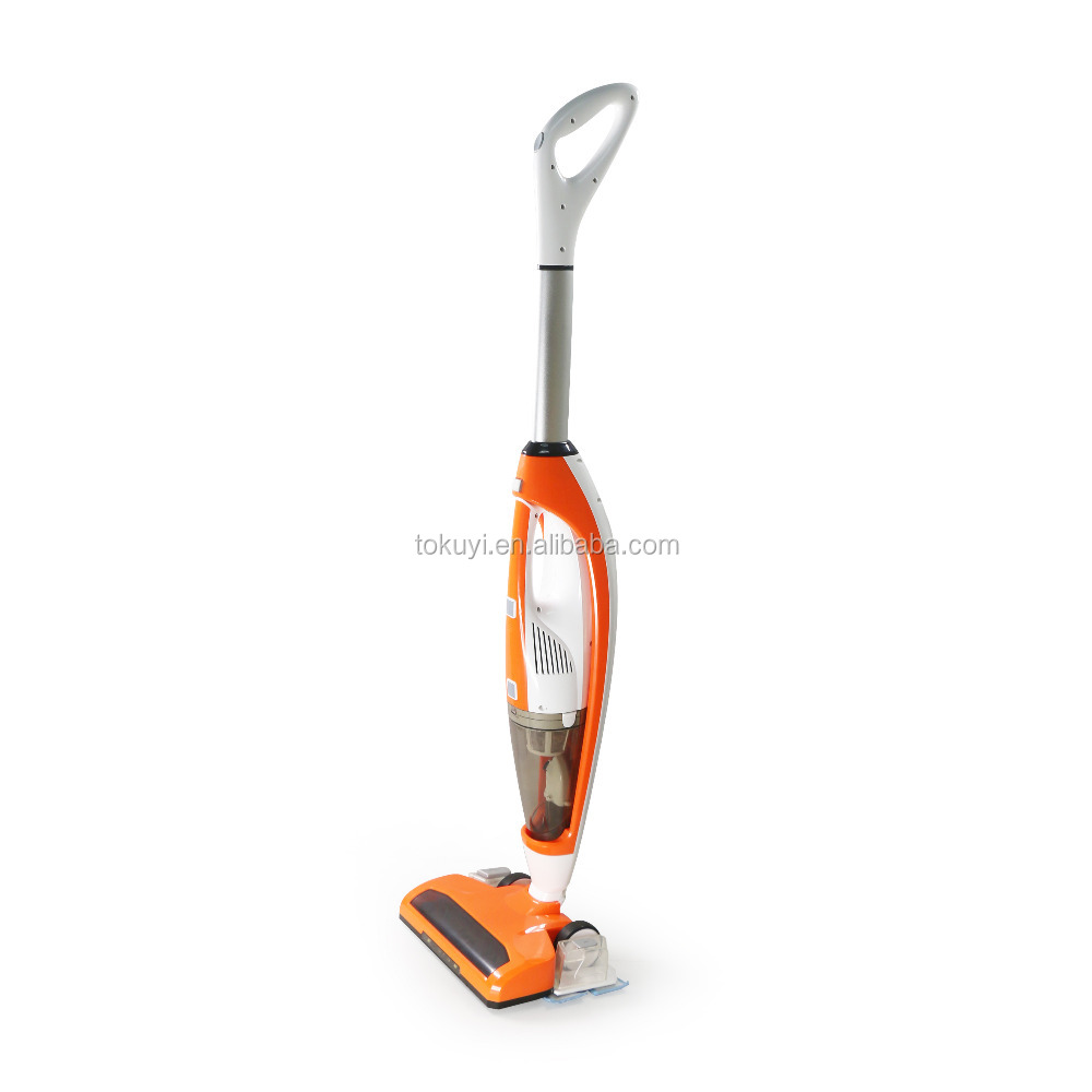 3 in 1 Handheld Cordless Vacuum Cleaner with rechargeable Battery operated, wet and dry upright Vacuum Cleaner for Home and Car