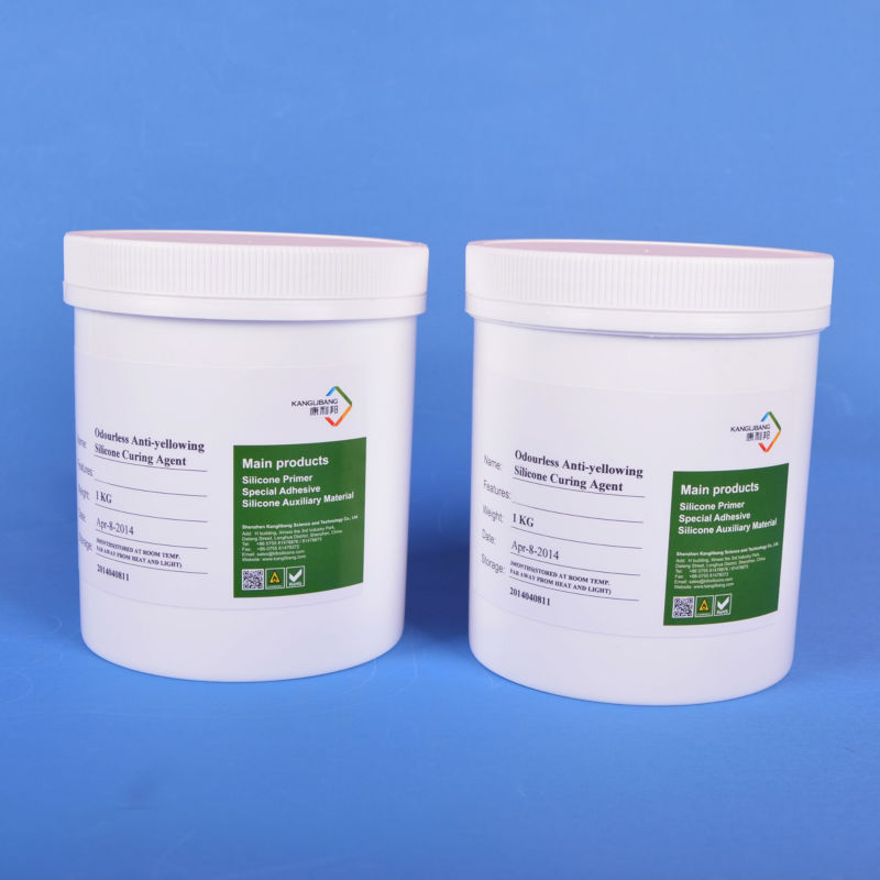 Food grade siicone rubber curing agent