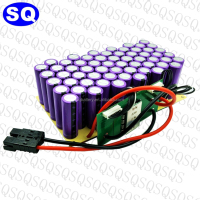 Fast charging Unmanned aerial vehicle UAV 23680 18650 LTO battery pack