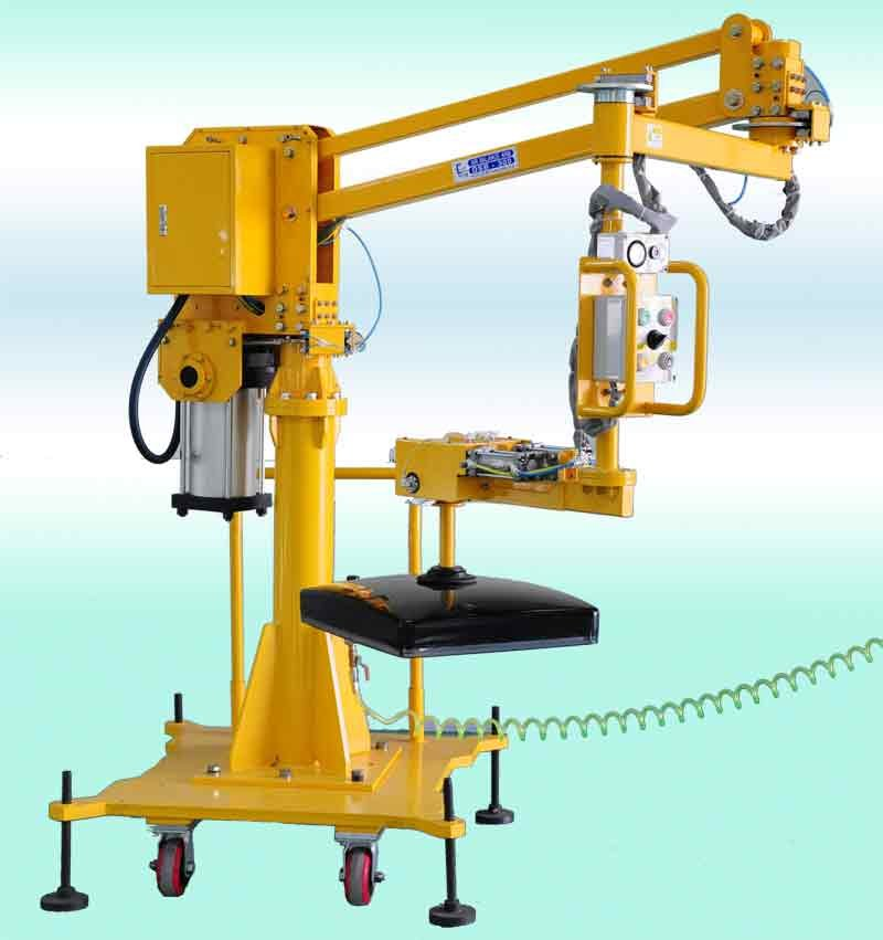 PNEUMATIC AIR ARM BALANCE HOIST/DSL-300/80KG