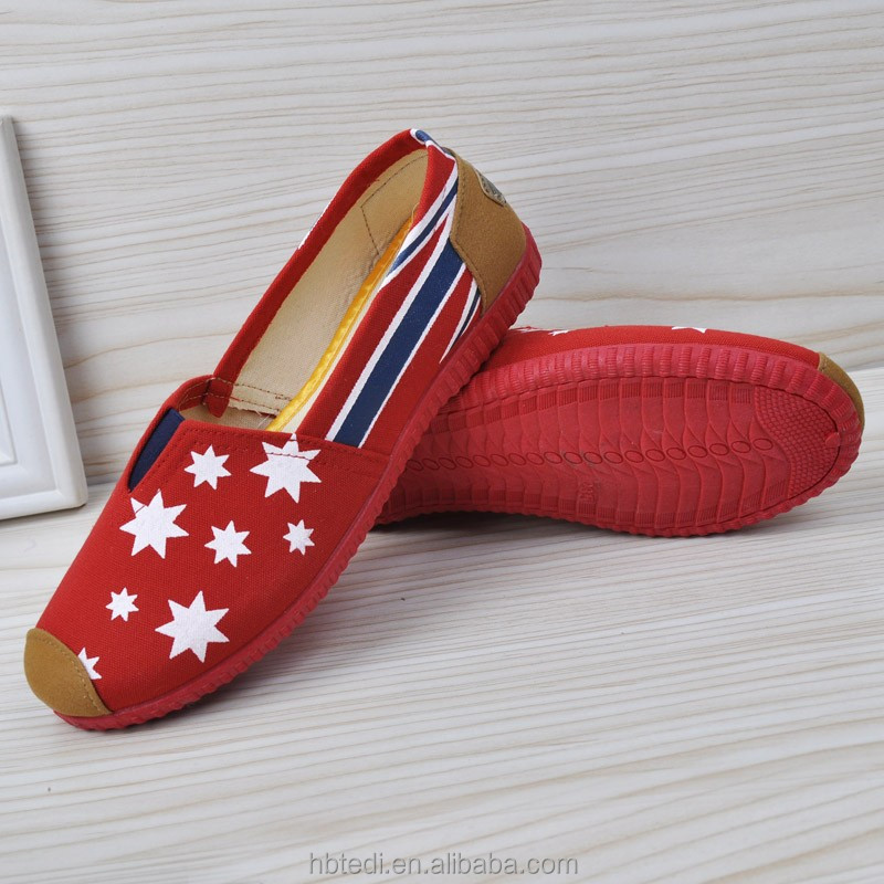 cheap wholesale china shoes for flat plimsolls rubber