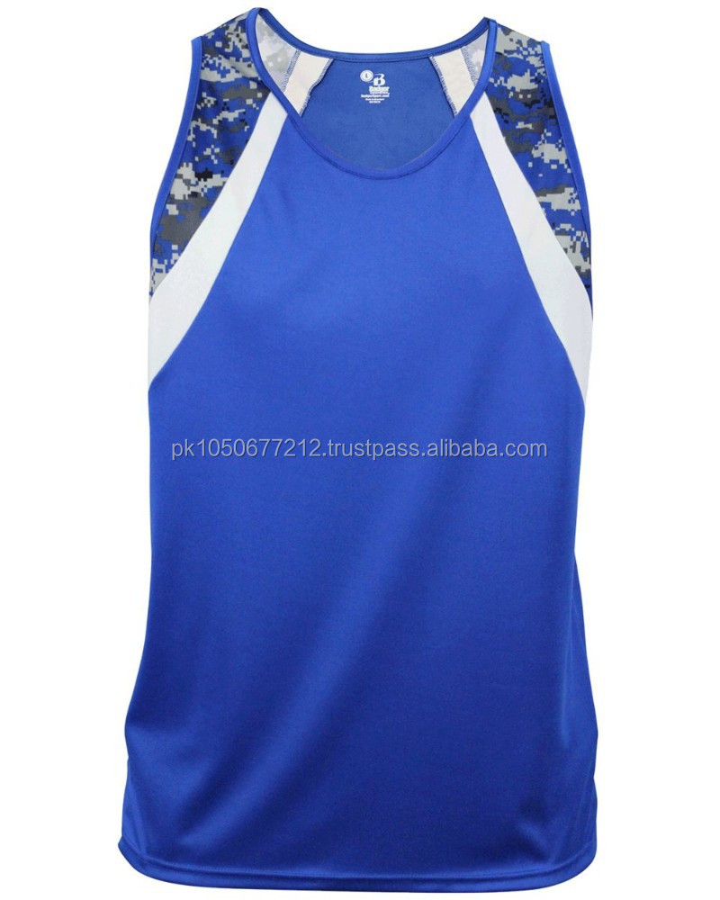 2015 Beautiful Sublimated Women Singlets, gym or running wear casual or training wear singlet for women