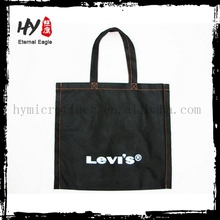 Plastic plastic non-woven bag, pp non woven beer bag, shopping bags with logos made in China