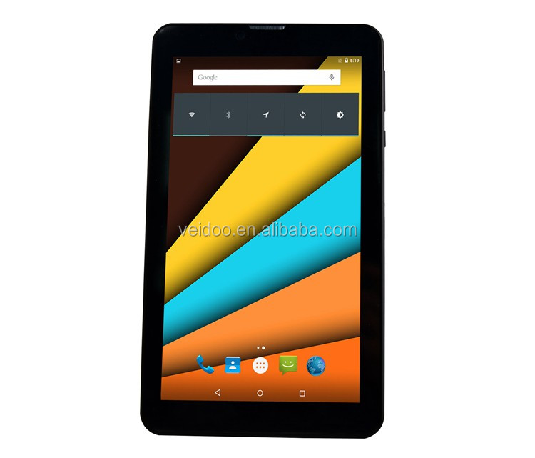 7 inch mediatek 8321 phone call Quad Core android 7.0 Nougat tablet pc