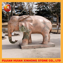 decoration marble stone elephant sculpture