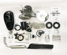 CE approved 2stroke 80cc petrol bike engine kit Zeda80cc 40mm stroke engine factory directly