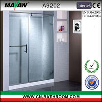 8mm safety glass shower door
