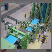 Aluminum coil Color Coating Line