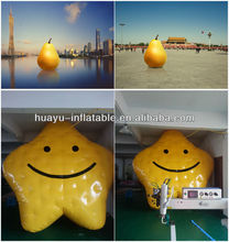 Cheap Inflatable Pear Inflatable Star Combo For Decoration Advertising For Hot Sale
