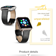 smartwatch android 5.1 Y6 for Android Universal Used watch as Phone with SIM Camera Mic Music Sync Message