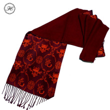 Factory Direct No MOQ Double Layer Silk Scarves 2 Wholesaler in China