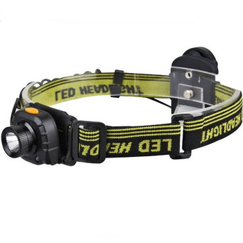 CYSHMILY High Power Fishing 350 Lumen 18650 Battery Multi-function Rechargeable Led Headlamp