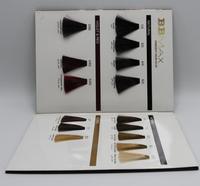 Cosmoprof Hair Album BEST Hair Coloring Hair Color Chart/Catalogue, Color guide book/OEM, ODM, customized colors