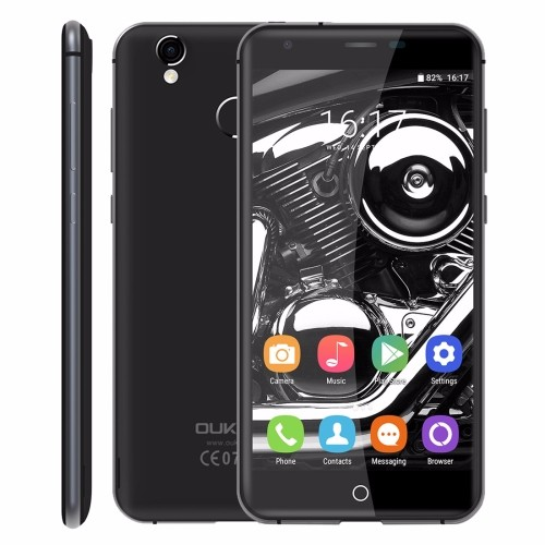Original Free Sample OUKITEL K7000 Mobile Phone, 5.0 inch 2.5D Polished Android 6.0 MTK6737 Quad Core 4G 3G 2G Cell Phone