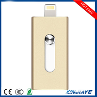 iFlash Device mobile phones u disk 128 g usb computer amphibious otgu disc cell phone usb flash drive memory double mobile phone