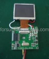 Original touch panel for touch screen display tft lcd monitor driver