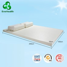 Factory supply breathable soft natural latex mattress