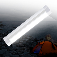 Good sell operated rechargeable portable luminaire camping lamp