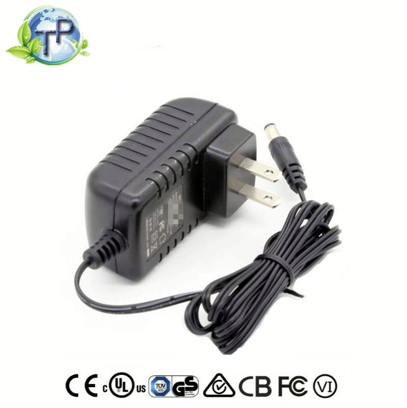 UL CE VI approved 12 volt 1 amp transformer SMPS LED switching mode power supply 12v 1a led power supply