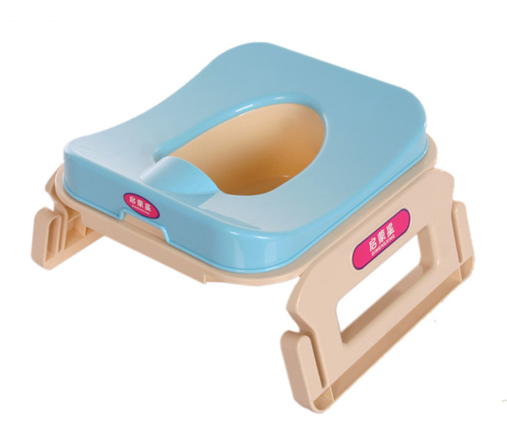 2017 trending new style products plastic baby potty seat baby portable potty