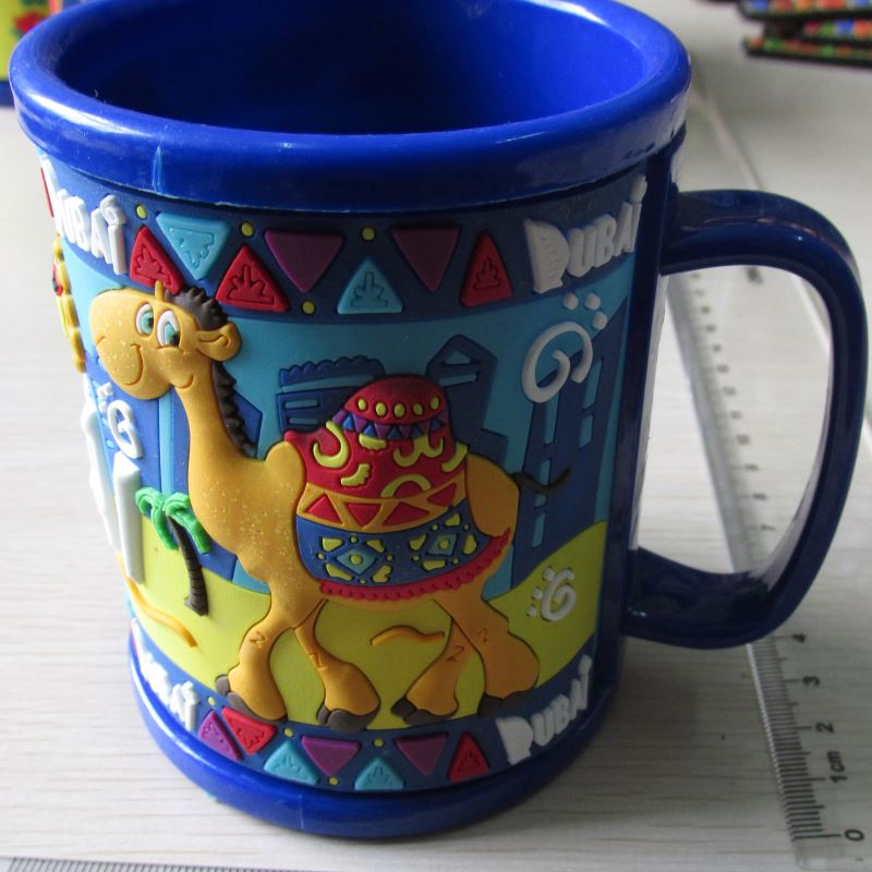 Top fashion OEM quality coffee mug with rubber with reasonable price
