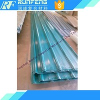 Heat Insulation High Quality FRP Roofing Panels