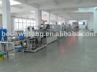 LR14 alkaline battery production line