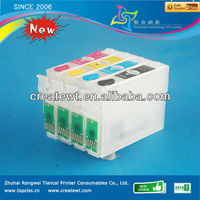 T166 Refillable Ink Cartridge For Epson ME-101 ME-10