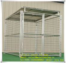China Hebei Factory wholesale pet pens dog kennels modular cages portable fences for dogs