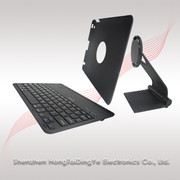 Multi function ABS bluetooth 3.0 keyboard for ipad 2/3/4
