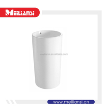 The best-selling ceramic bathroom column wash basin sink is of good quality sink copper