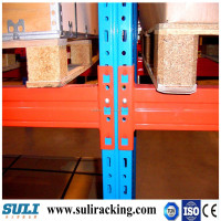 heavy duty warehouse storage steel pallet rack