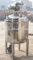 Emulsifying tank(bottom homogenizer tank,Mixing boiler)