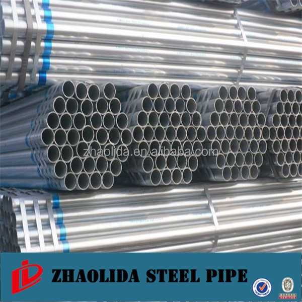 scaffold pipe specifications