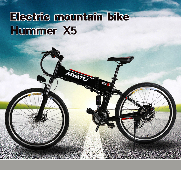 Factory Selling OEM High Quality 36v 10ah Battery Folding Bike LED Display 250W Brushless Motor 26 inch electric bicycle