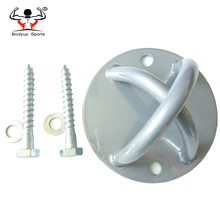 Ceiling Anchor - Wall Mount Bracket for Suspension Straps, Gymnastic Rings, Aerial Yoga Swing & Hammock, Resistance Battle Rope