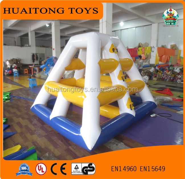 Good Quality of Water park swimming pool sports equipment toys for sale/Enjoy inflatable water sport for kids