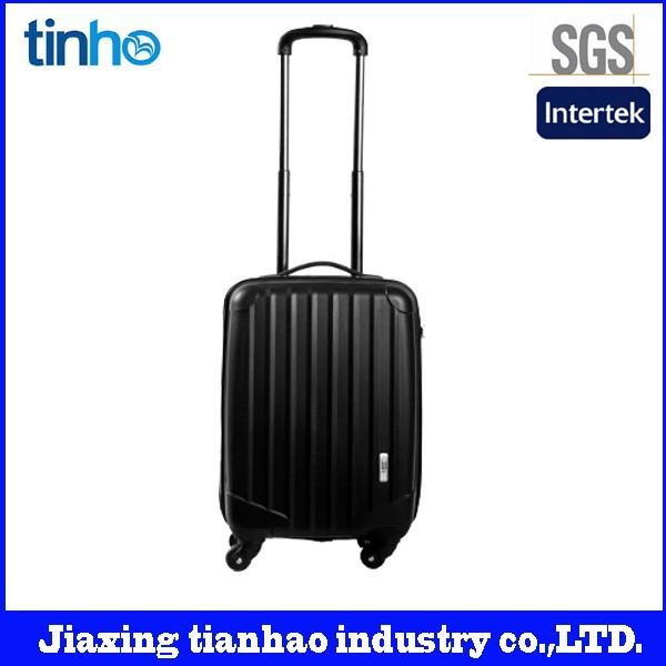 New products 2014 orange abs suitcase