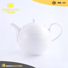 Wholesale price elegant porcelain teapot ceramic teapot