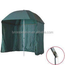 fishing tent beach umbrella with sides wall