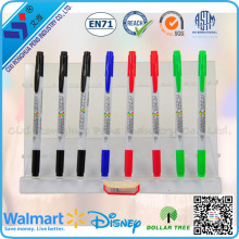 hot sell 2015 new products metalic nib double side cd/dvd marker pen