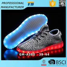 Led Flashing Battery Operated Light Shoes