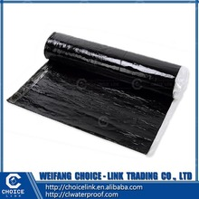 high quality roof material self adhesive modified asphalt waterproof