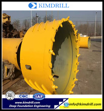 high quality core barrel with /gravel grab/CBRT bulldozes/R-chisel long service life