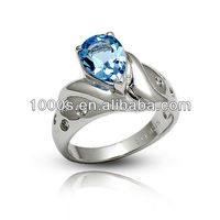 High Quality 925 Sterling Silver Ring